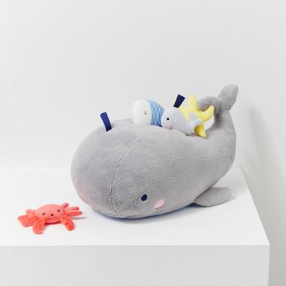 La baleine d activités