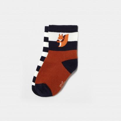 Duo de chaussettes bébé garçon