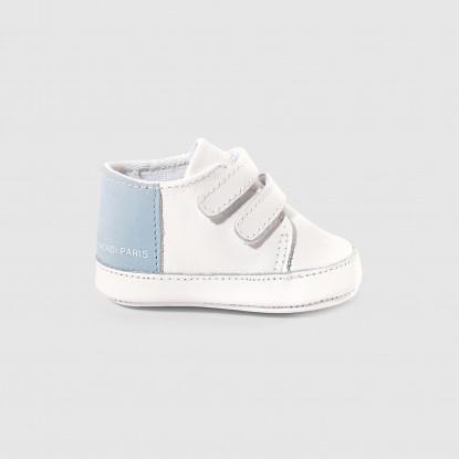 Baskets souples bébé garçon