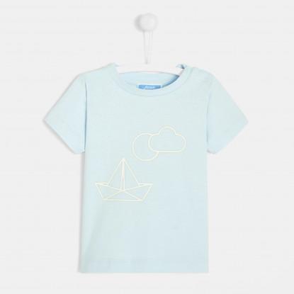 T-shirt bébé garçon à motifs