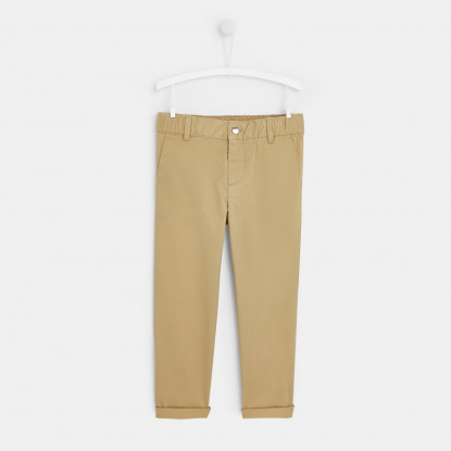 Pantalon coupe slack enfant garçon