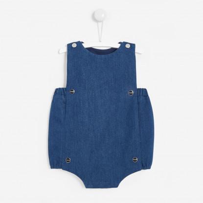 Bloomer en jean bébé
