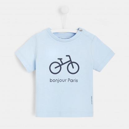 T-shirt bébé garçon à message