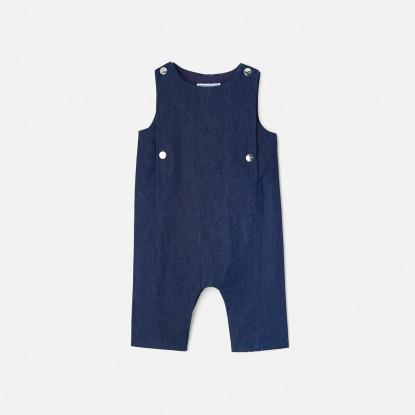 Combinaison bébé garçon en jean