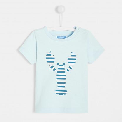 T-shirt bébé garçon homard