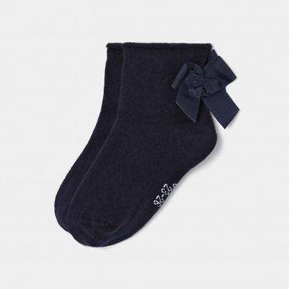 Chaussettes à noeud enfant fille