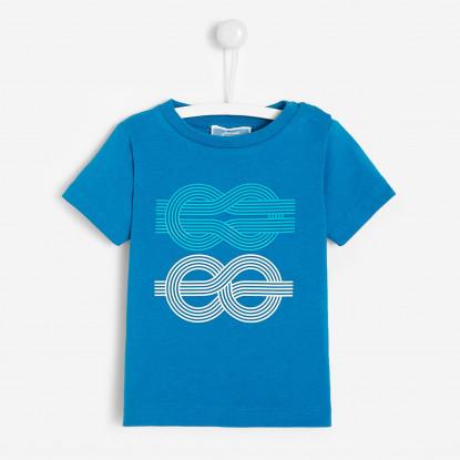 T-shirt bébé garçon noeuds marins