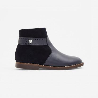 Boots cavalières enfant fille