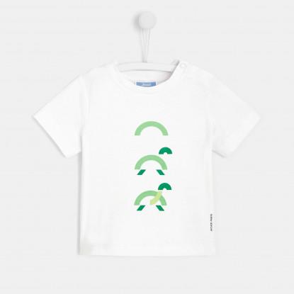 T-shirt bébé garçons tortue