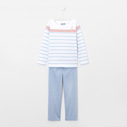 Pyjama enfant garçon marinière