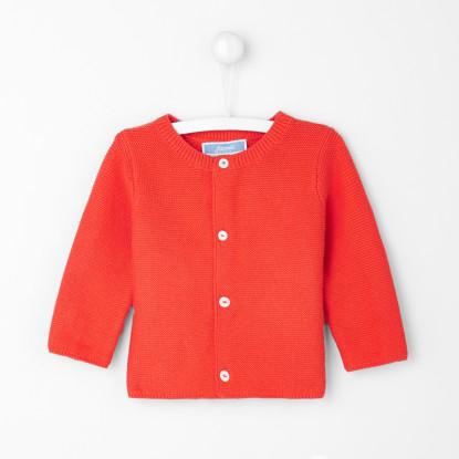 Cardigan bébé garçon en tricot