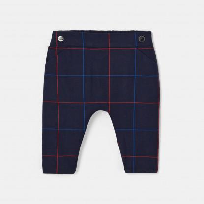 Pantalon bébé garçon à carreaux