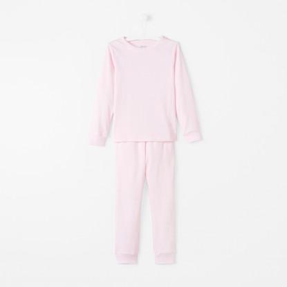 Pyjama enfant fille imprimé coeurs