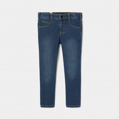 Pantalon molleton esprit jean enfant garçon