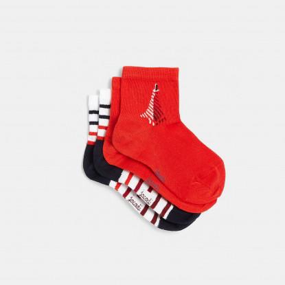 Duo de chaussettes enfant garçon