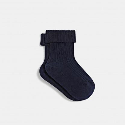 Chaussettes côtelées bébé garçon