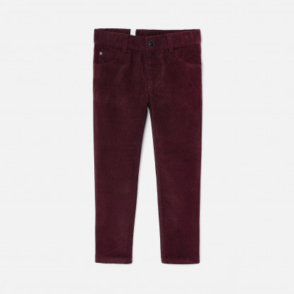 Pantalon en velours enfant garçon