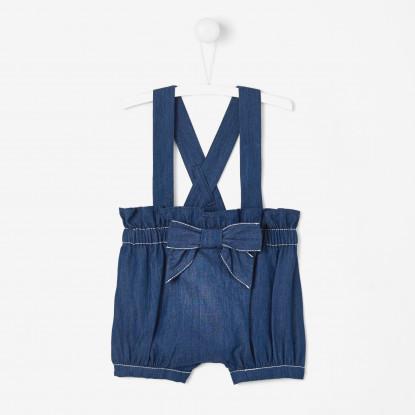 Bloomer bébé fille en jean