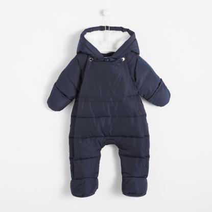 Combinaison pilote bébé garçon en nylon