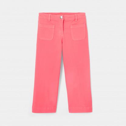 Pantalon flare enfant fille