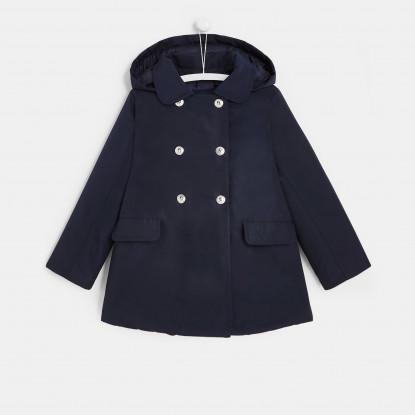 Manteau imperméable enfant fille
