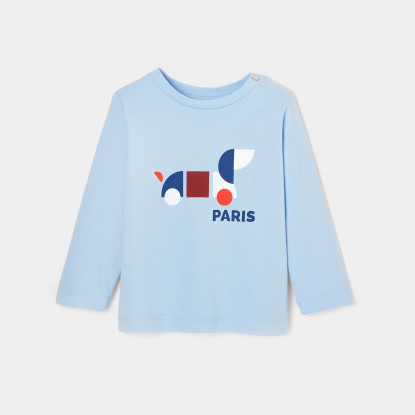 T-shirt manches longues bébé garçon