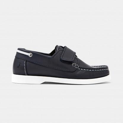 Chaussures bateau enfant garçon