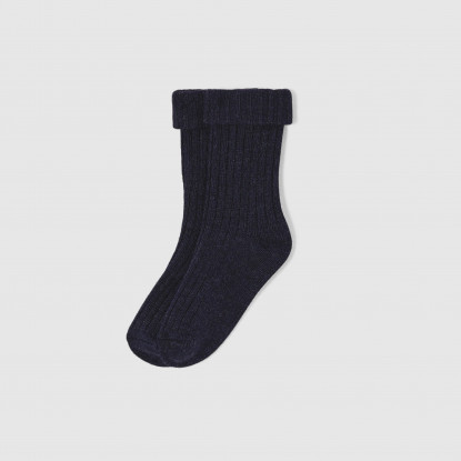 Chaussettes unies enfant garçon