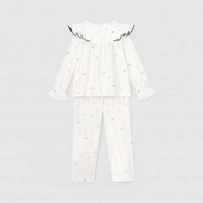 Pyjama de Noël enfant fille