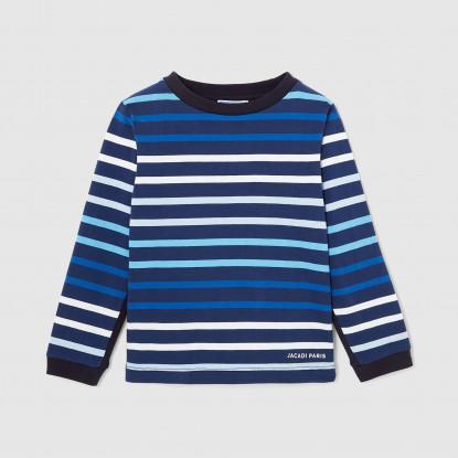 T-shirt marinière enfant garçon