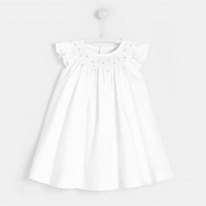 Robe de cérémonie bébé fille