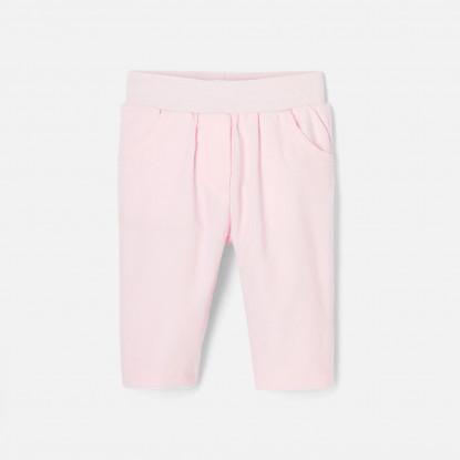 Pantalon bébé fille en velours
